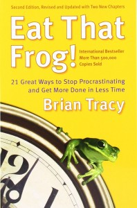 EatThatFrog2 198x300 How I Increased My Productivity by At Least 70% Part 1